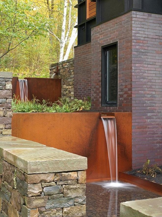 Với điểm nhấn này trong thiết kế sân vườn, cả ngôi nhà của bạn bỗng hóa thành ngôi nhà cổ tích trong chớp mắt - Ảnh 5.