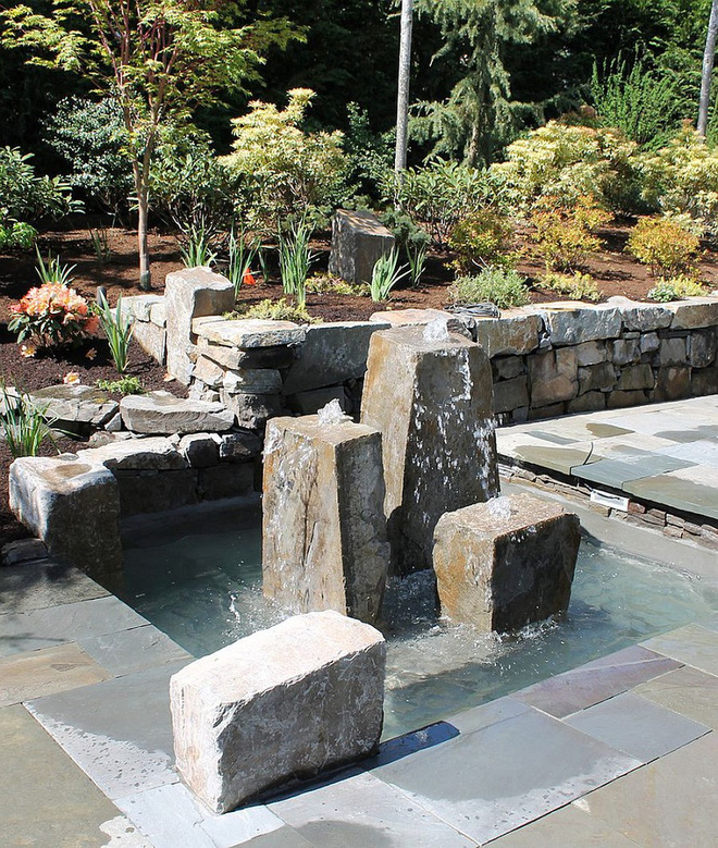 Với điểm nhấn này trong thiết kế sân vườn, cả ngôi nhà của bạn bỗng hóa thành ngôi nhà cổ tích trong chớp mắt - Ảnh 7.