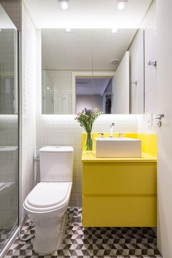 Gam màu được dự đoán hot nhất hè năm nay giờ đã phủ sóng hết căn phòng tắm của mọi gia đình - Ảnh 4.