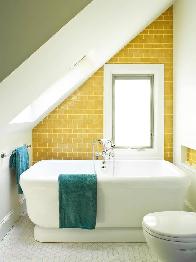 Gam màu được dự đoán hot nhất hè năm nay giờ đã phủ sóng hết căn phòng tắm của mọi gia đình - Ảnh 7.