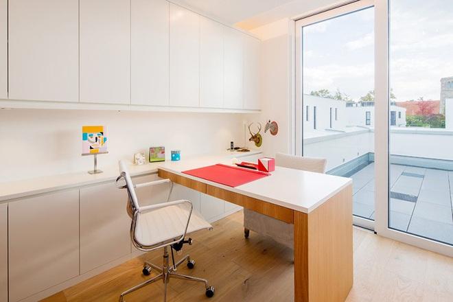 Muốn công việc hiệu quả trước tiên phải có một góc làm việc tại nhà như thế này đã - Ảnh 5.