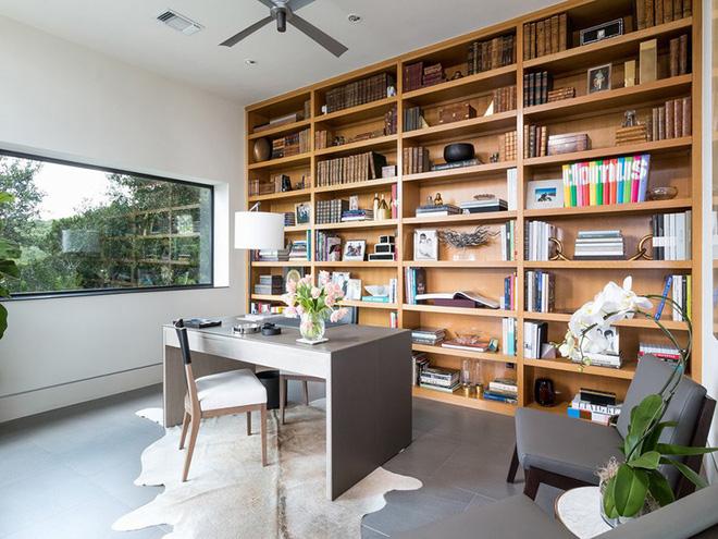 Muốn công việc hiệu quả trước tiên phải có một góc làm việc tại nhà như thế này đã - Ảnh 12.