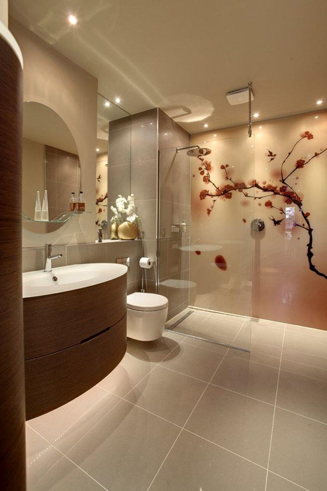 Chẳng cần biết diện tích lớn bé ra sao nhưng phòng tắm nhà ai cũng phải có món đồ này - Ảnh 6.
