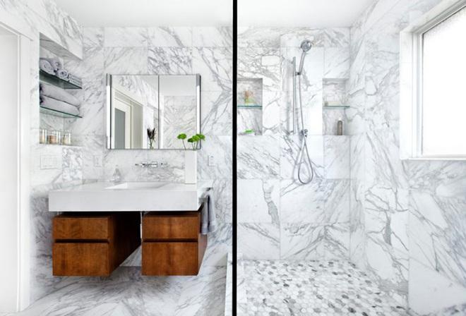 Chẳng cần biết diện tích lớn bé ra sao nhưng phòng tắm nhà ai cũng phải có món đồ này - Ảnh 10.
