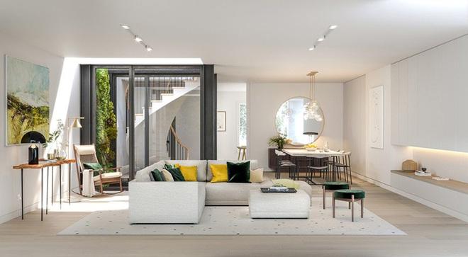 Thiết kế phòng khách cũng chẳng có gì khó vì đã có những gợi ý tuyệt vời này - Ảnh 1.