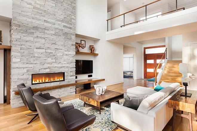 Thiết kế phòng khách cũng chẳng có gì khó vì đã có những gợi ý tuyệt vời này - Ảnh 3.
