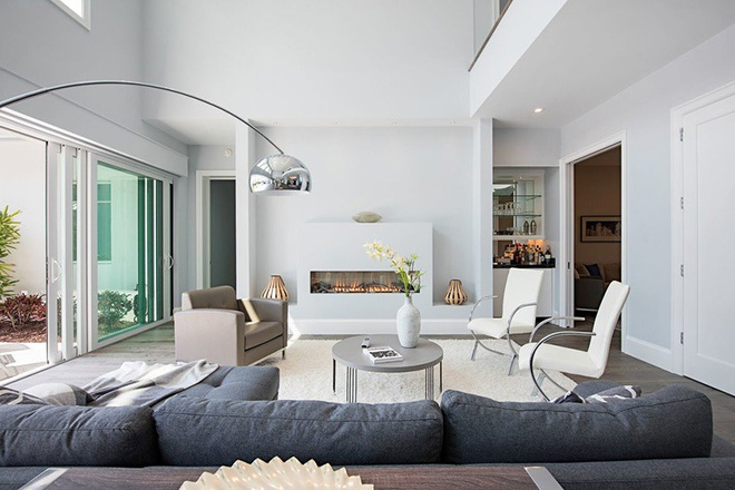 Thiết kế phòng khách cũng chẳng có gì khó vì đã có những gợi ý tuyệt vời này - Ảnh 5.