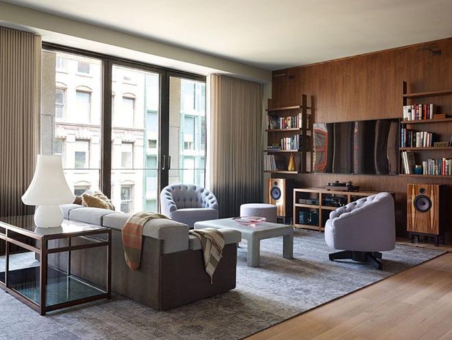 Thiết kế phòng khách cũng chẳng có gì khó vì đã có những gợi ý tuyệt vời này - Ảnh 9.