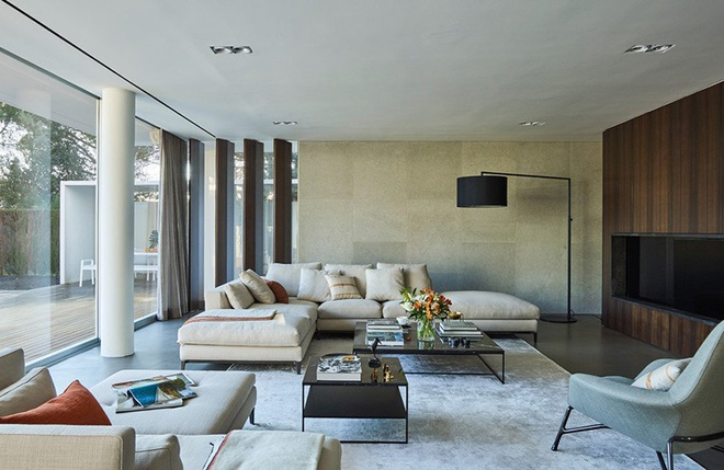 Thiết kế phòng khách cũng chẳng có gì khó vì đã có những gợi ý tuyệt vời này - Ảnh 10.
