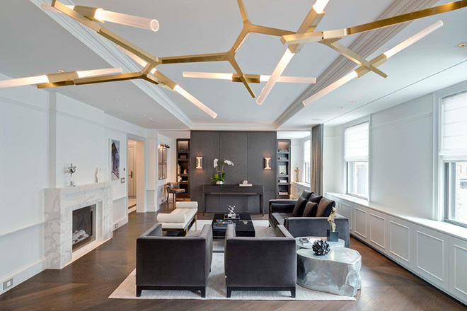 Thiết kế phòng khách cũng chẳng có gì khó vì đã có những gợi ý tuyệt vời này - Ảnh 12.