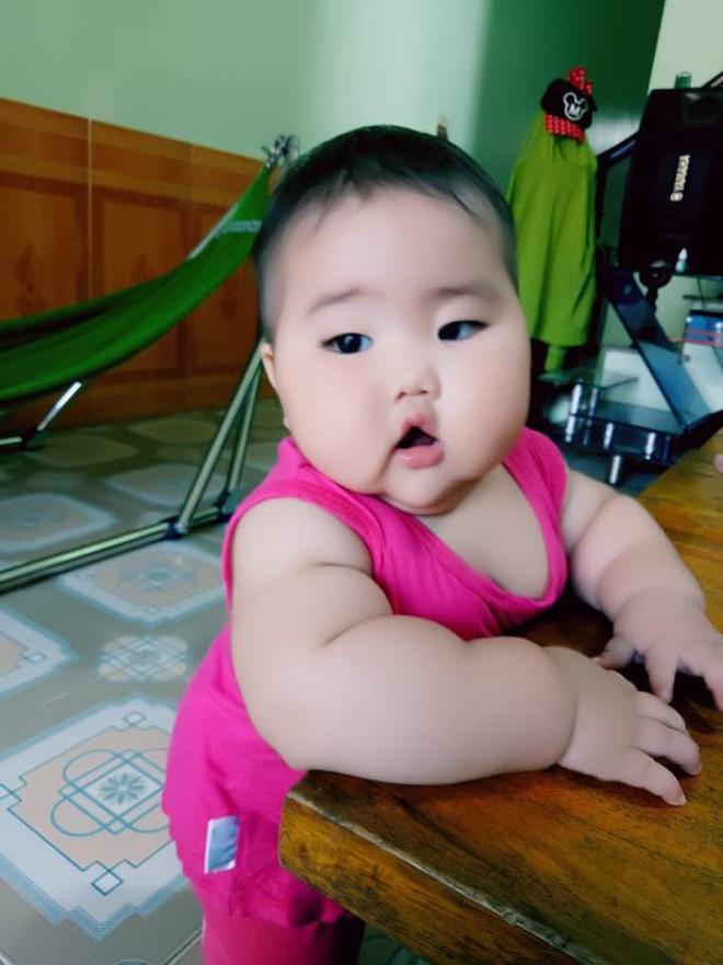 Truy lùng em bé có thân hình núc na núc ních khiến ai cũng nghĩ đến biệt danh Sumo - Ảnh 10.