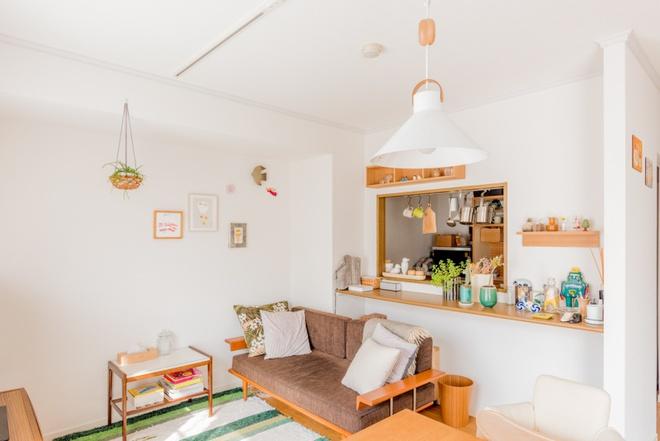 Gia đình 3 người ở Nhật sống thoải mái trong căn hộ siêu nhỏ nhờ cách bài trí thông minh - Ảnh 5.