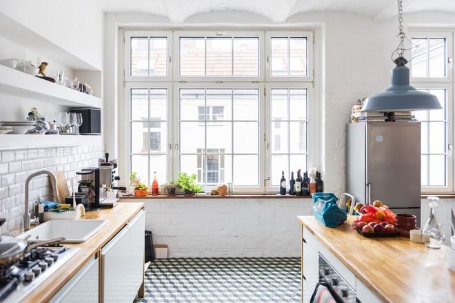 7 điều bạn cần tuyệt đối tránh khi bố trí phòng bếp của gia đình - Ảnh 2.