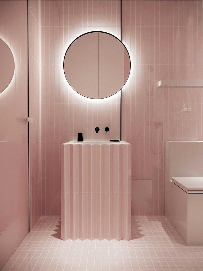 """Những """"pink girl"""" đã sẵn sàng biến phòng tắm của mình thành thiên đường ngọt ngào chưa? - Ảnh 1."""