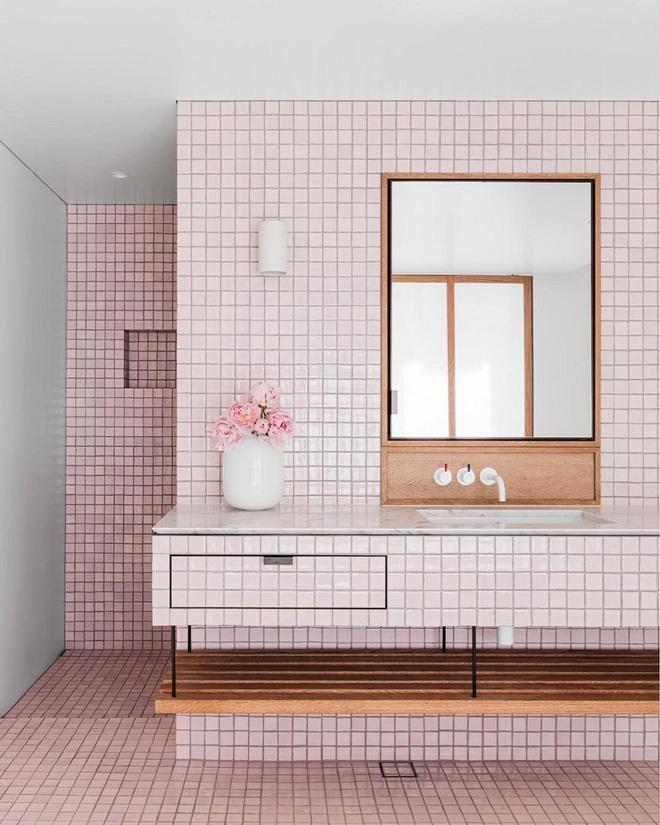 """Những """"pink girl"""" đã sẵn sàng biến phòng tắm của mình thành thiên đường ngọt ngào chưa? - Ảnh 5."""