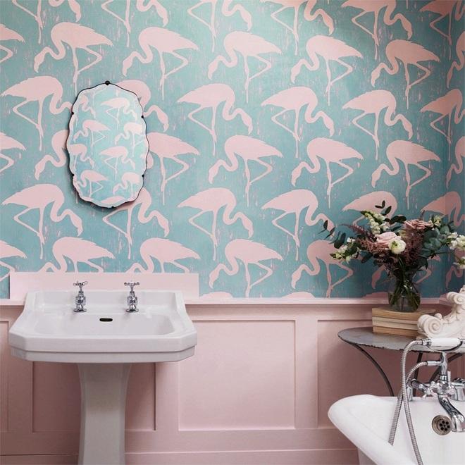 """Những """"pink girl"""" đã sẵn sàng biến phòng tắm của mình thành thiên đường ngọt ngào chưa? - Ảnh 6."""