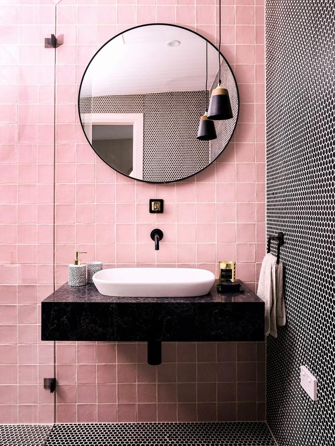 """Những """"pink girl"""" đã sẵn sàng biến phòng tắm của mình thành thiên đường ngọt ngào chưa? - Ảnh 7."""