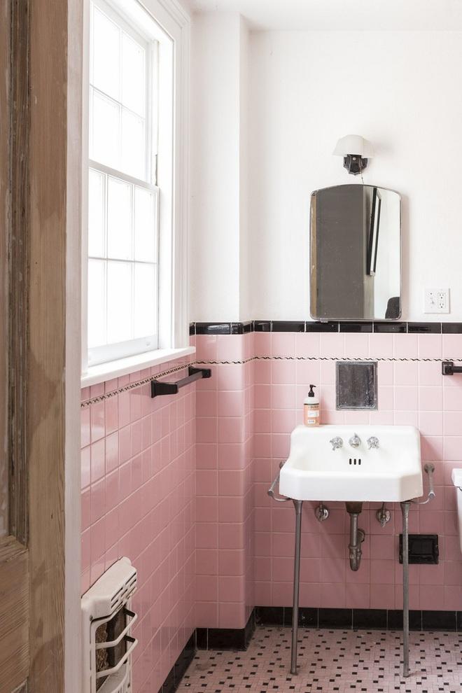 """Những """"pink girl"""" đã sẵn sàng biến phòng tắm của mình thành thiên đường ngọt ngào chưa? - Ảnh 8."""