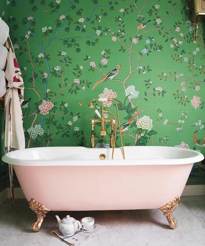 """Những """"pink girl"""" đã sẵn sàng biến phòng tắm của mình thành thiên đường ngọt ngào chưa? - Ảnh 13."""