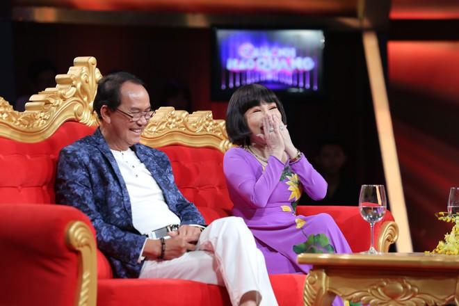 NSƯT Thanh Điền xúc động trải lòng về cuộc hôn nhân 40 năm với người vợ tào khang - Ảnh 3.