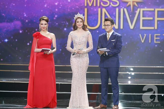 HHen Niê vượt mặt Hoàng Thùy, giành ngôi Hoa hậu Hoàn vũ Việt Nam 2017 - Ảnh 25.