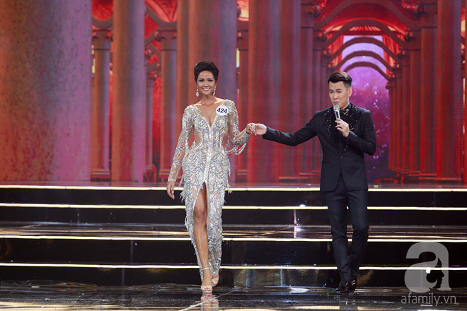HHen Niê vượt mặt Hoàng Thùy, giành ngôi Hoa hậu Hoàn vũ Việt Nam 2017 - Ảnh 37.