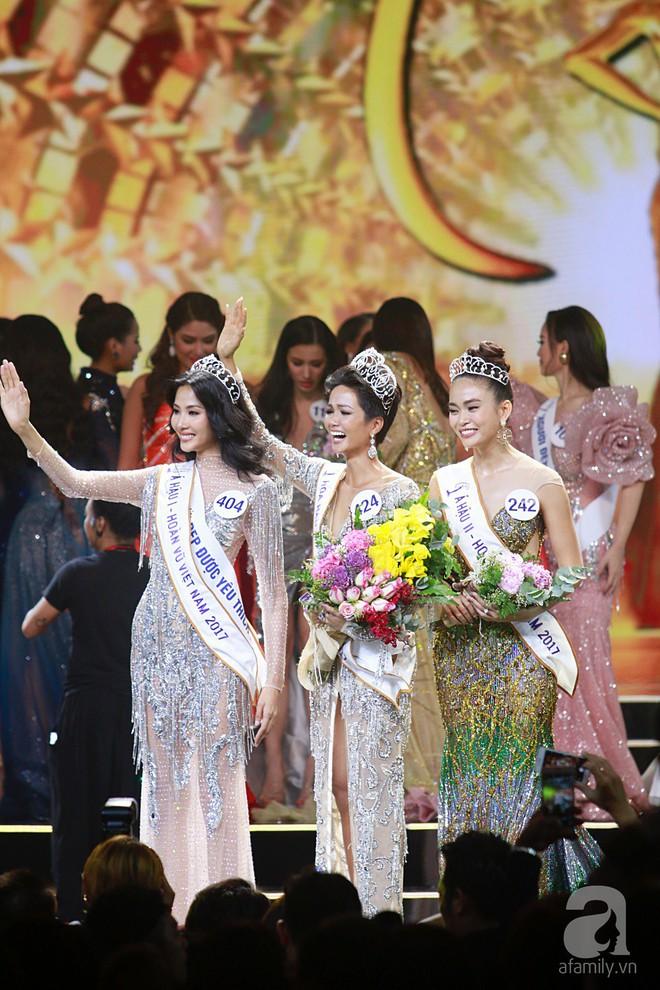 HHen Niê vượt mặt Hoàng Thùy, giành ngôi Hoa hậu Hoàn vũ Việt Nam 2017 - Ảnh 51.