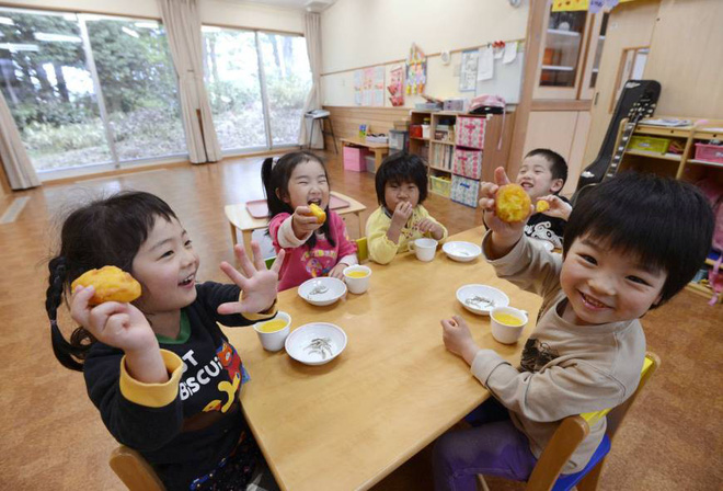 Ấn tượng những bài học giáo dục từ các thầy hiệu trưởng mầm non Nhật Bản - Ảnh 5.