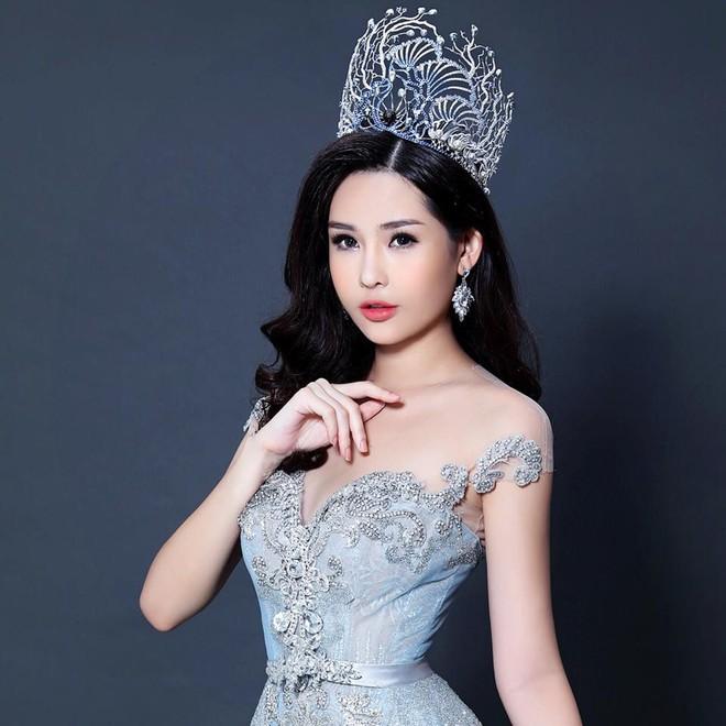 Đề nghị thu hồi danh hiệu Hoa hậu Đại dương của Lê Âu Ngân Anh - Ảnh 1.