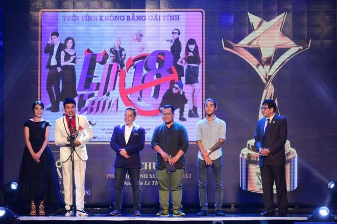 Sau khi đại náo phòng vé, Em chưa 18, Kaity Nguyễn tiếp tục càn quét giải thưởng - Ảnh 1.