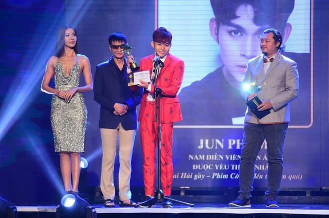 Sau khi đại náo phòng vé, Em chưa 18, Kaity Nguyễn tiếp tục càn quét giải thưởng - Ảnh 4.
