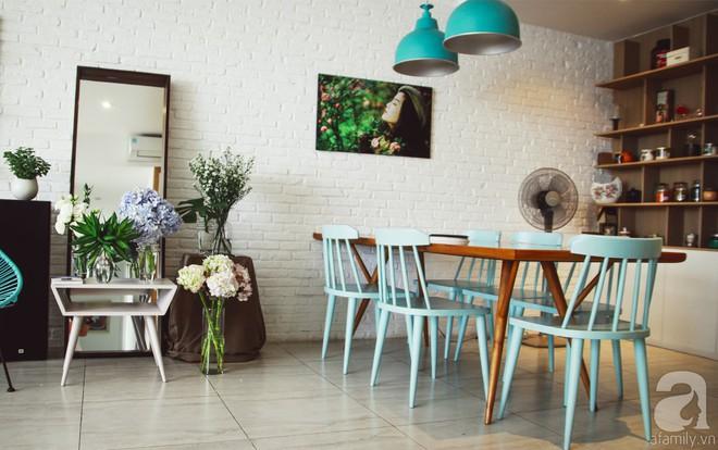 Căn hộ đầy cảm hứng có giá 9 tỷ đồng, rộng 172m² ở Sài Gòn của người đàn bà đẹp - Ảnh 11.