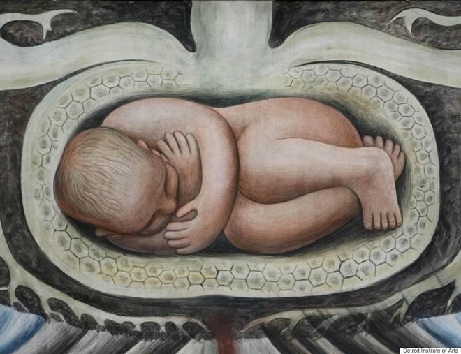 Những tập tục kiêng kỵ kỳ lạ của các mẹ bầu trên thế giới: Nơi phải kiêng nhìn thỏ, nơi coi việc mang thai là ô uế - Ảnh 6.