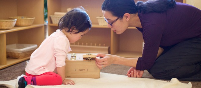 Những điều ấn tượng nhất của phương pháp Montessori đã thuyết phục nhiều phụ huynh - Ảnh 2.