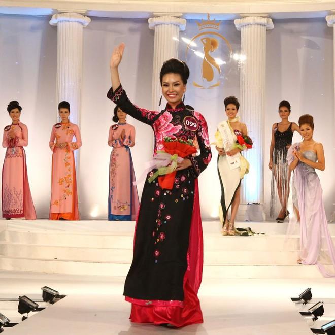 Những Người đẹp, Hoa hậu có tuổi thọ ngắn nhất Việt Nam - Ảnh 8.