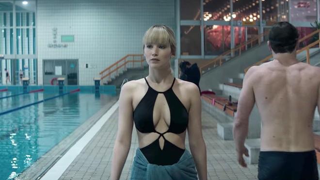 Jennifer Lawrence khêu gợi chết người trong trailer phim nhiều cảnh nóng - Ảnh 4.