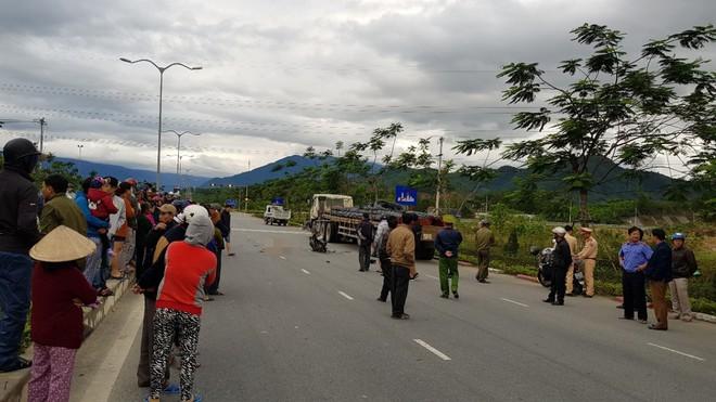 Đà Nẵng: Xe tải va chạm với xe máy, nữ sinh đại học sinh năm 1996 tử vong thương tâm - Ảnh 2.