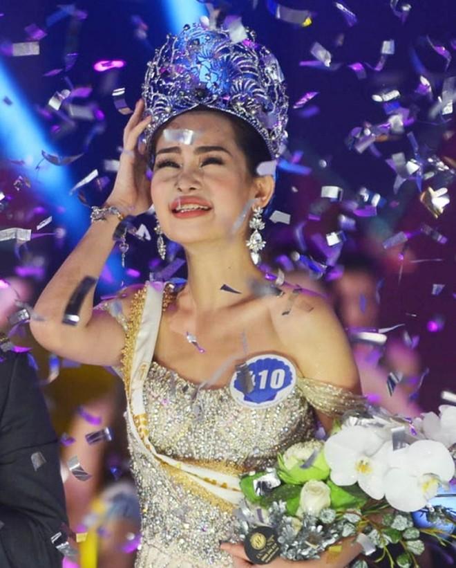 Á hậu Diệu Thùy nói về việc Hoa hậu Đại dương bị đề nghị trả vương miện: Trách nhiệm không thuộc về Ngân Anh - Ảnh 3.