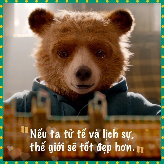 Bộ phim về chú gấu nhỏ Paddington: Bài ca nhẹ nhàng về sự tử tế - ảnh 2