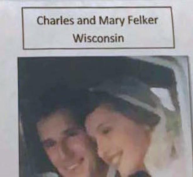 Ngay trước ngày cưới, cặp đôi bỗng nhận được món quà từ người lạ, mở ra mới biết là sự trùng hợp hết sức thú vị - Ảnh 4.