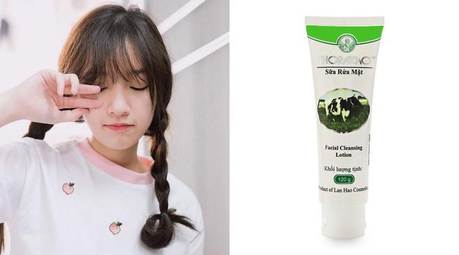 6 sữa rửa mặt bình dân làm sạch hiệu quả mà không gây khô da, trong đó có 1 sản phẩm Việt Nam vô cùng quen thuộc - Ảnh 1.
