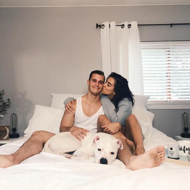 Cô nàng blogger xinh đẹp quyết giữ trinh tiết đến ngày cưới: Không được khỏa thân nằm chung giường, không được đi bơi cùng nhau - Ảnh 5.