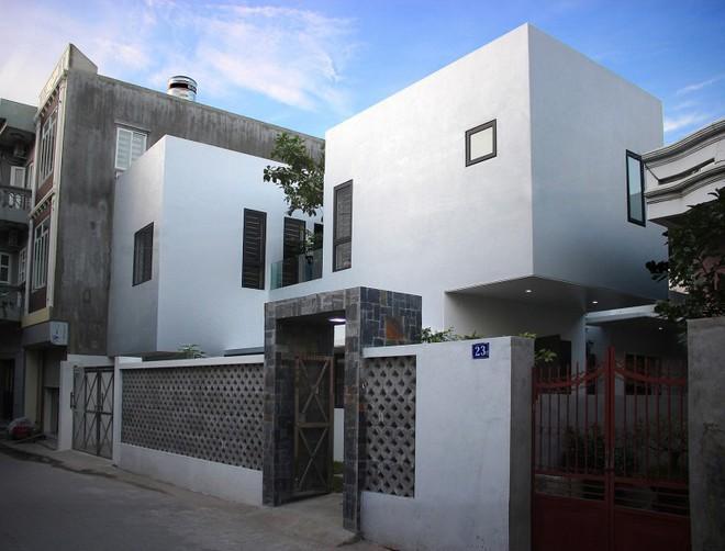 Ngôi nhà mở dành cho người hướng nội - Ảnh 2.