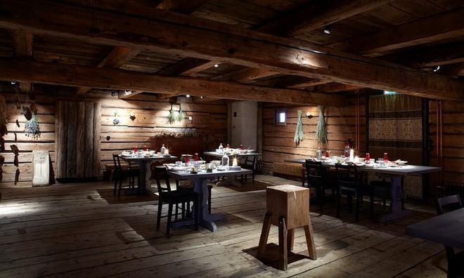 Một trong những nhà hàng ngon nhất thế giới lại nằm ở vùng hẻo lánh, nhiệt độ - 40 độ C và muốn ăn thì phải đặt chỗ trước vài tháng - Ảnh 15.