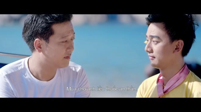 Những trùng hợp thú vị giữa màn cầu hôn và phim hài Tết sắp ra mắt của Trường Giang - Ảnh 16.