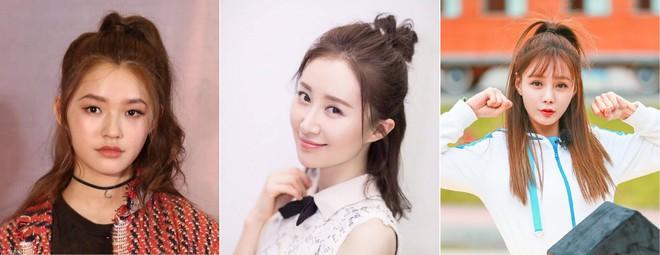 Không phải tóc dài thướt tha, 5 kiểu tóc điệu đà này mới được các sao Hoa ngữ thi nhau diện mỗi khi đi sự kiện - Ảnh 3.