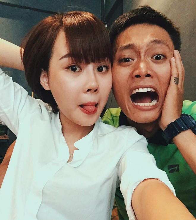 Loạt ảnh siêu lầy lội của vợ chồng Nhật Anh Trắng: Yêu thánh chế nên thế là quá bình thường! - Ảnh 6.