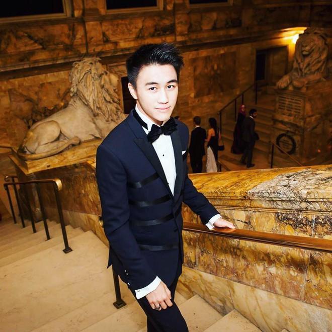 Muốn biết phong cách soái ca là như thế nào, bạn hãy nhìn vào bạn trai tin đồn của siêu mẫu Ming Xi - Ảnh 3.