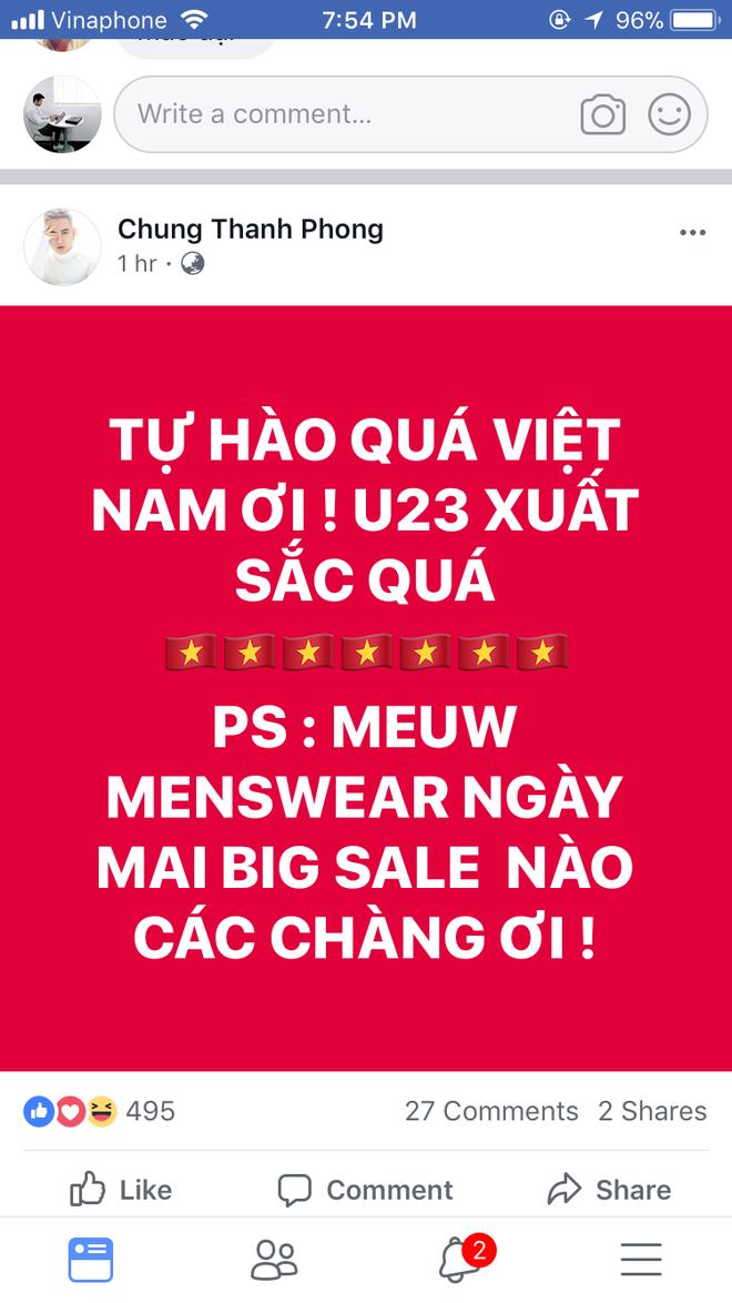 Việt Nam chiến thắng: Đỗ Mạnh Cường muốn Bùi Tiến Dũng làm vedette, Võ Hoàng Yến hứa dạy catwalk cho Quang Hải - Ảnh 3.