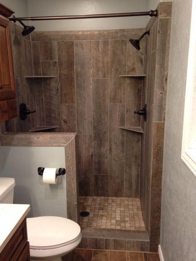 5 cách để tạo nên phòng tắm tối giản, giúp thư giãn tối đa cho người dùng - Ảnh 4.